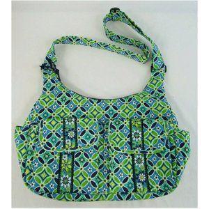 Vera Bradley Daisy Hipster Crossbody Shoulder Bag
